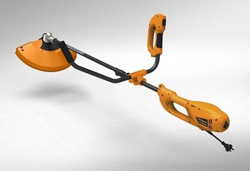 Триммер-кусторез электрический Carver TR 1500S/BH