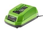 Зарядное устройство Greenworks G40C, 40V