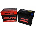 Аккумулятор SOLITE 6СТ-62 п.п. (CMF 56220)