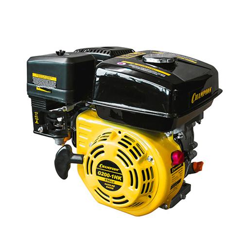 Двигатель CHAMPION 6,5 лс 196см3 G200-1HK шпонка