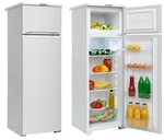 Двухкамерный холодильник Саратов 263 (кшд-200/30)