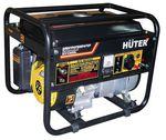 Бензогенератор Huter DY4000LX-электростартер