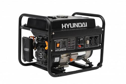 Бензогенератор Hyundai HHY 3000FG