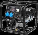 Генератор Hyundai Prof HY 3200