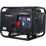 Генератор Hyundai Prof HY 9000SE-3