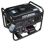 Бензогенератор HHY5000F HYUNDAI
