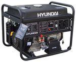 Бензогенератор HHY7000F HYUNDAI