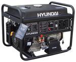 Бензогенератор HHY7000FЕ HYUNDAI