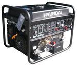 Бензогенератор HHY7000FE ATS HYUNDAI