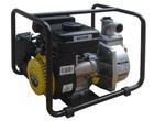 Мотопомпа бензиновая для слабозагрязненной воды HUTER MP- 40