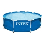 28200 Бассейн каркасный Intex Metal Frame 305см х 76 см