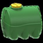 Горизонтальная ёмкость 2000 литров