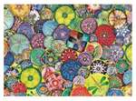 Пазл Ravensburger Разноцветные пуговицы (19405)