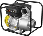 Мотопомпа бензиновая для слабозагрязненной воды HUTER MP-100