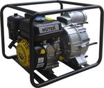 Мотопомпа бензиновая для слабозагрязненной воды HUTER MP- 80