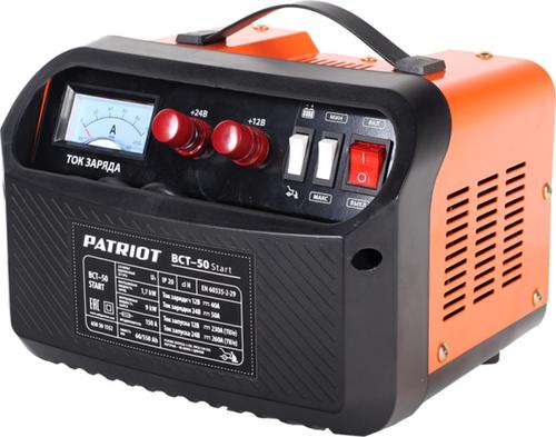Пускозарядное устройство PATRIOT ВСТ -50 Start