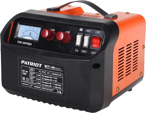 Пускозарядное устройство PATRIOT ВСТ -40 Start