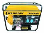 Электростанция Champion LPG6500E газовая