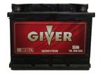 Аккумулятор Giver 55 а.ч.