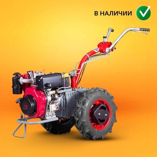 Мотоблок Мотор Сич МБ-9