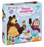 Набор для творчества Маша и Медведь Маша-кондитер (ВВ1312)