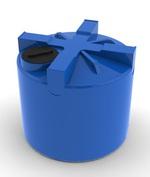 Пластиковая емкость Т 2000 Экопром