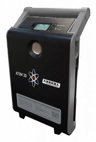 Профессиональное пусковое устройство нового поколения AURORA ATOM 30 profi(12/24В)