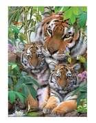 Пазл Ravensburger Семья тигров (19117)
