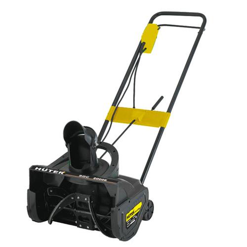 Снегоуборщик Huter SGC 2000E электро