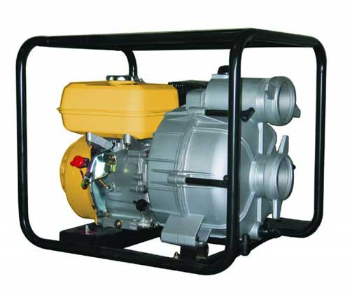 Мотопомпа CHAMPION GTP82 д/загрязненной воды