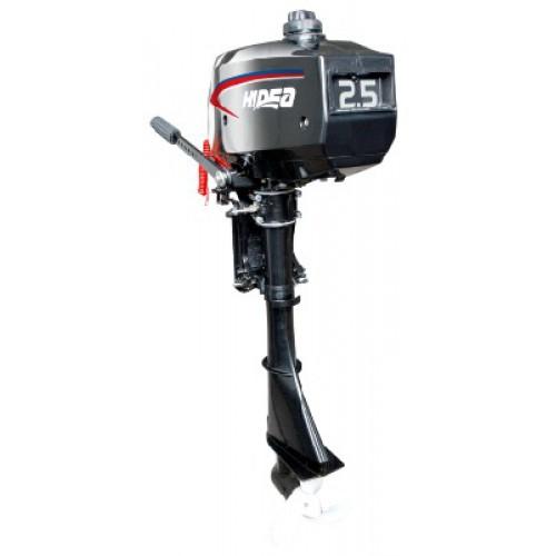 лодочный мотор hidea 5 л с 2-х тактный цена