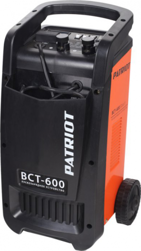 Пускозарядное устройство PATRIOT ВСТ-600 Start
