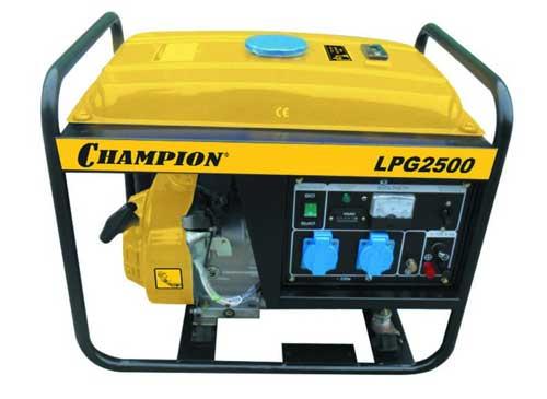 Электростанция Champion LPG2500 газовая